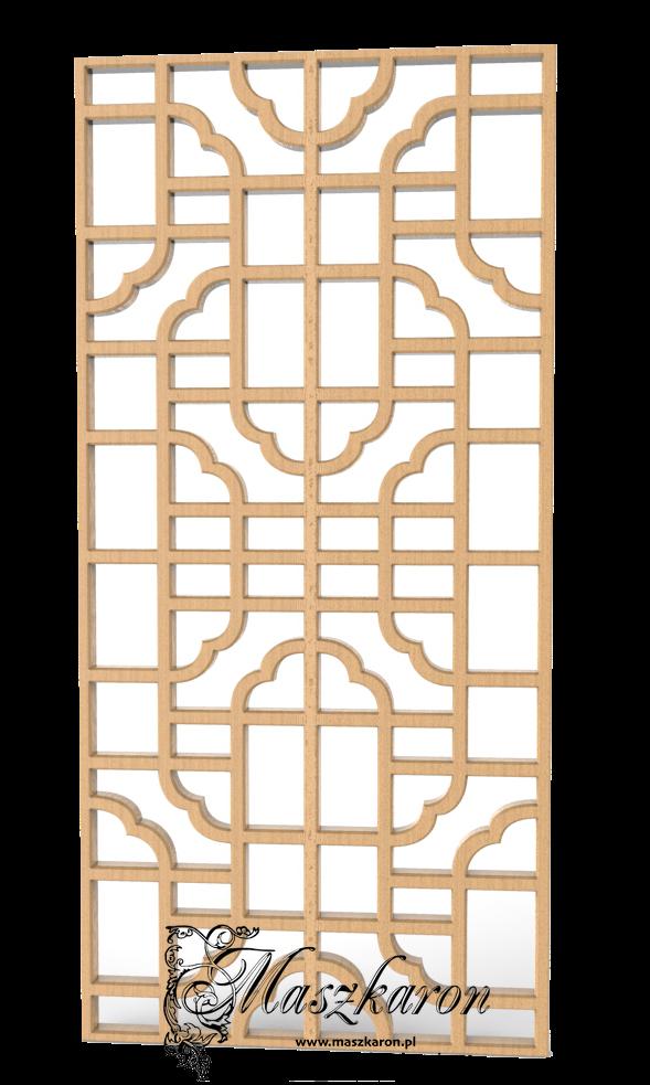ażurowy panel dekoracyjn