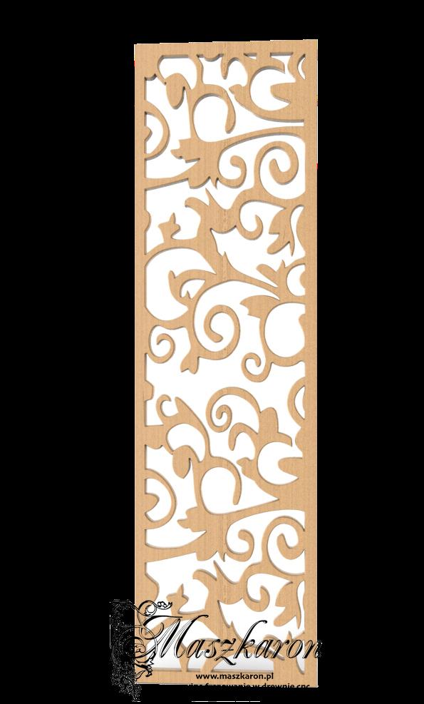 ścianki działowe ażurowe
