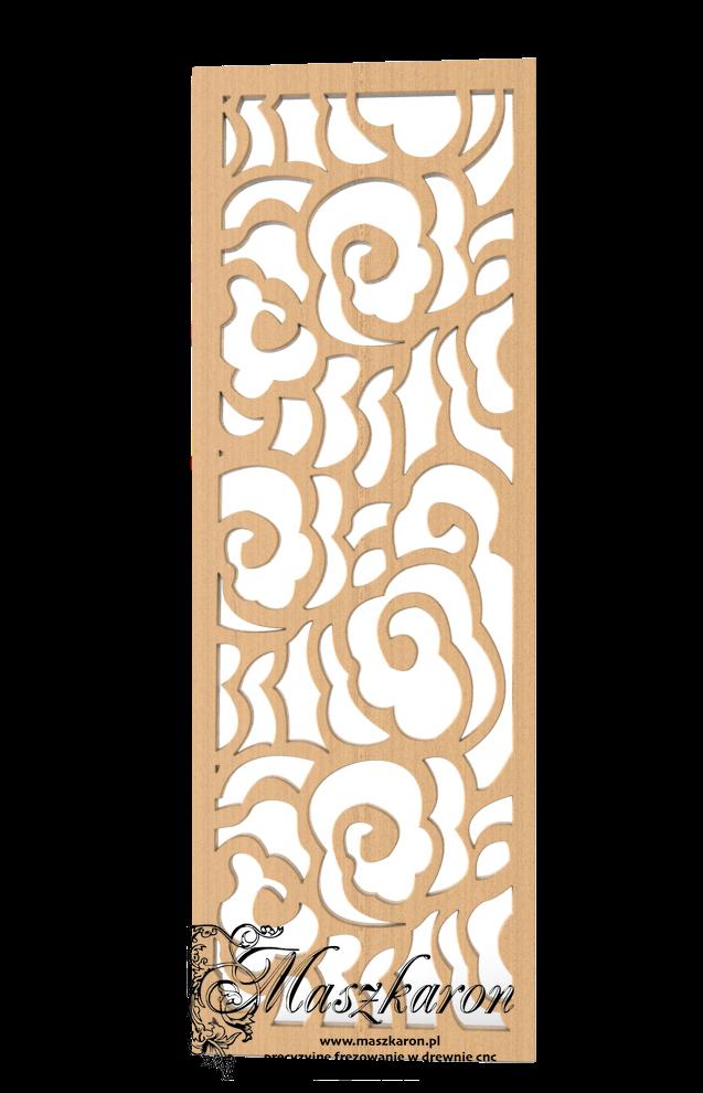 ścianki ozdobne ażurowe