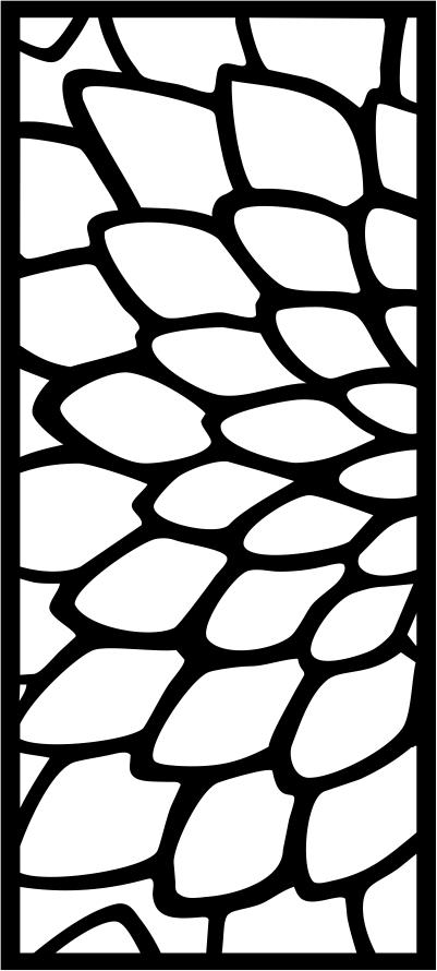 3D panele ażurowe drewniane