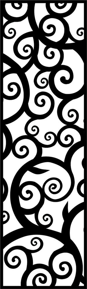 Estetyczne panele ażurowe z mdf lub sklejki