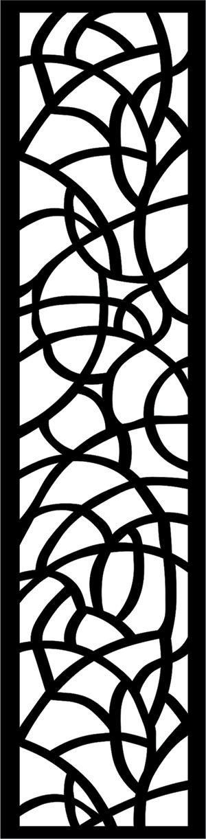 Panele ażurowe cena wykonania na cnc - ścianki
