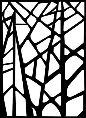 Panele ażurowe sklejka